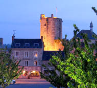local attractions in Normandy