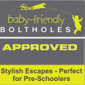 Baby friendly Boltholes approved logo